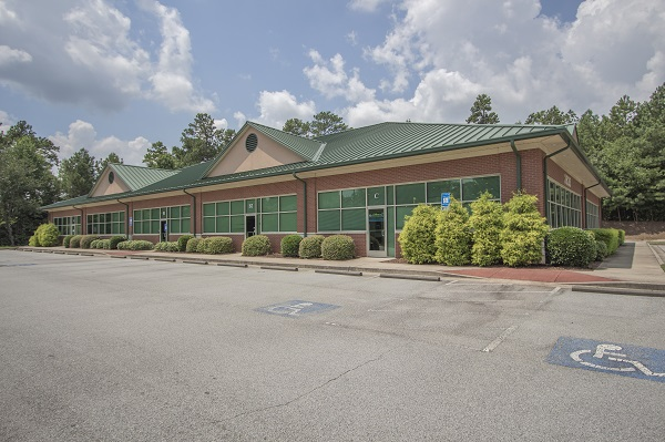 Lanier Valley Dentistry exterior